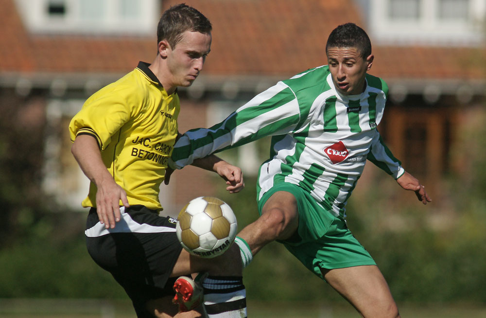 Amateurvoetbal 2012-13